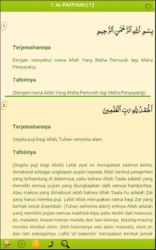 AlQuran Indonesia screenshot 1