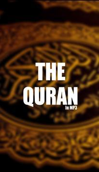 Al Quran MP3 poster