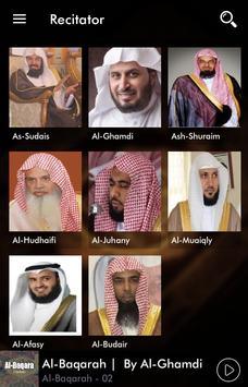 Al Quran MP3 apk screenshot