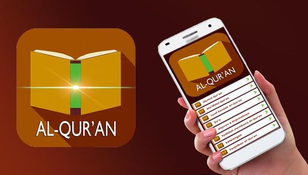 Al-Quran & Terjemah poster