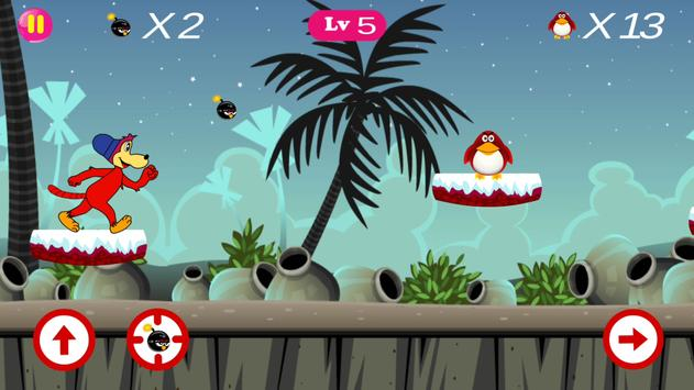 Hunter Penguin screenshot 3