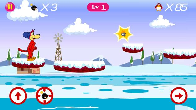 Hunter Penguin screenshot 1