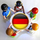 Learn German Conversation :AR icon