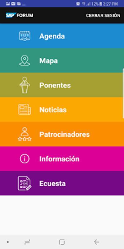 SAP Forum México 2018 for Android - APK Download