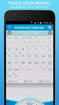 Period Calendar by Always poster