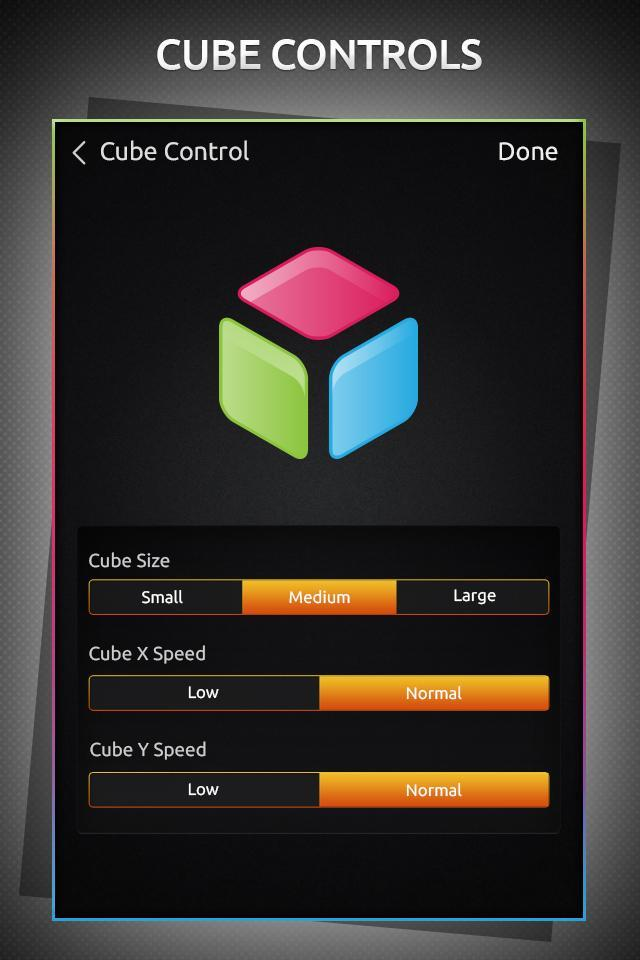 3D Cube live wallpaper for Android - APK Download