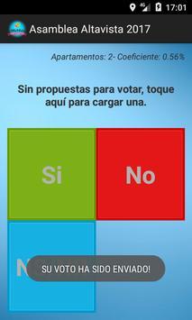 Asamblea Altavista 2017 screenshot 3