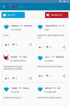 Bed Dua et apk screenshot