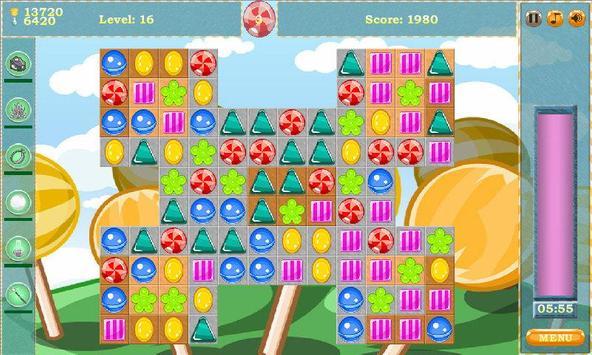 Candy Match 3 apk screenshot