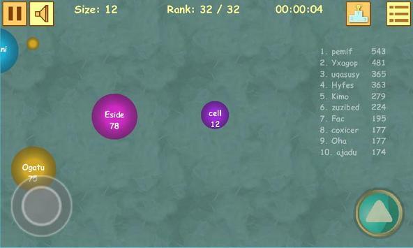 Cell.io screenshot 5