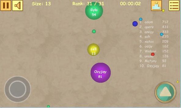 Cell.io screenshot 8