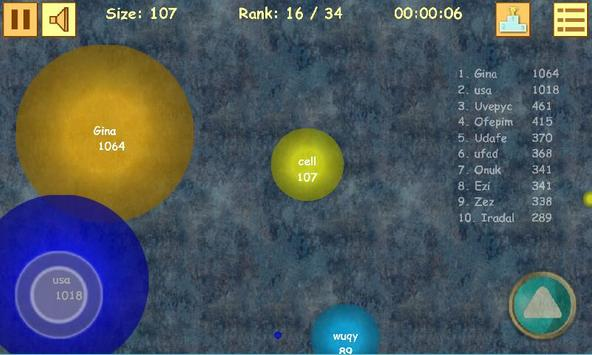 Cell.io screenshot 3