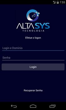 Altasys G-PRO poster