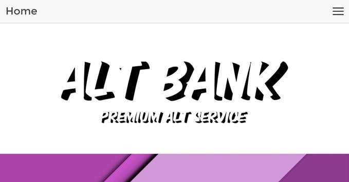 Alt Bank screenshot 5