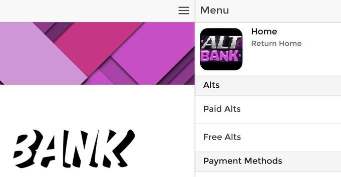 Alt Bank screenshot 7