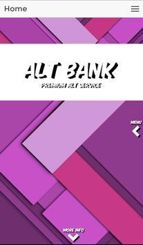 Alt Bank poster