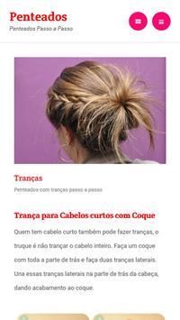 Penteados Passo a Passo apk screenshot