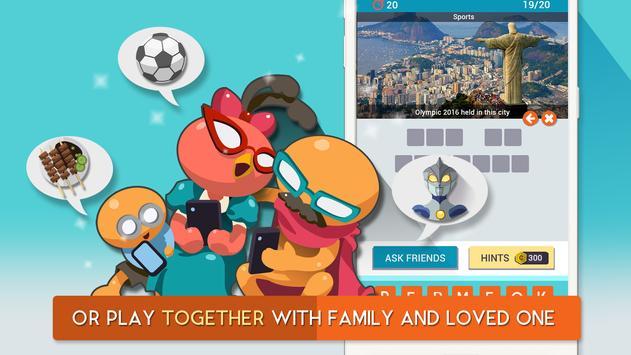 Daily Word Puzzles: Superfan apk screenshot