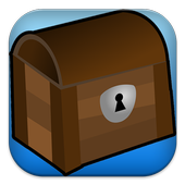 Gold Bar in Chest Game icon