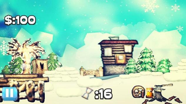 Winter Vermin Range Game apk screenshot