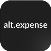 alt.expense icon
