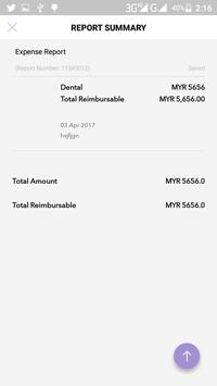 alt.expense apk screenshot