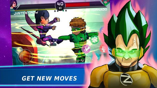 Superheroes Vs Villains 3 - Free Fighting Game screenshot 2