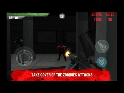 Zombie Crisis free game apk screenshot