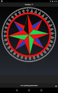 Magnetic Compass apk screenshot