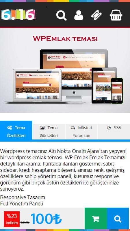 Wordpress Temam Descarga APK - Gratis Empresa Aplicación para ...