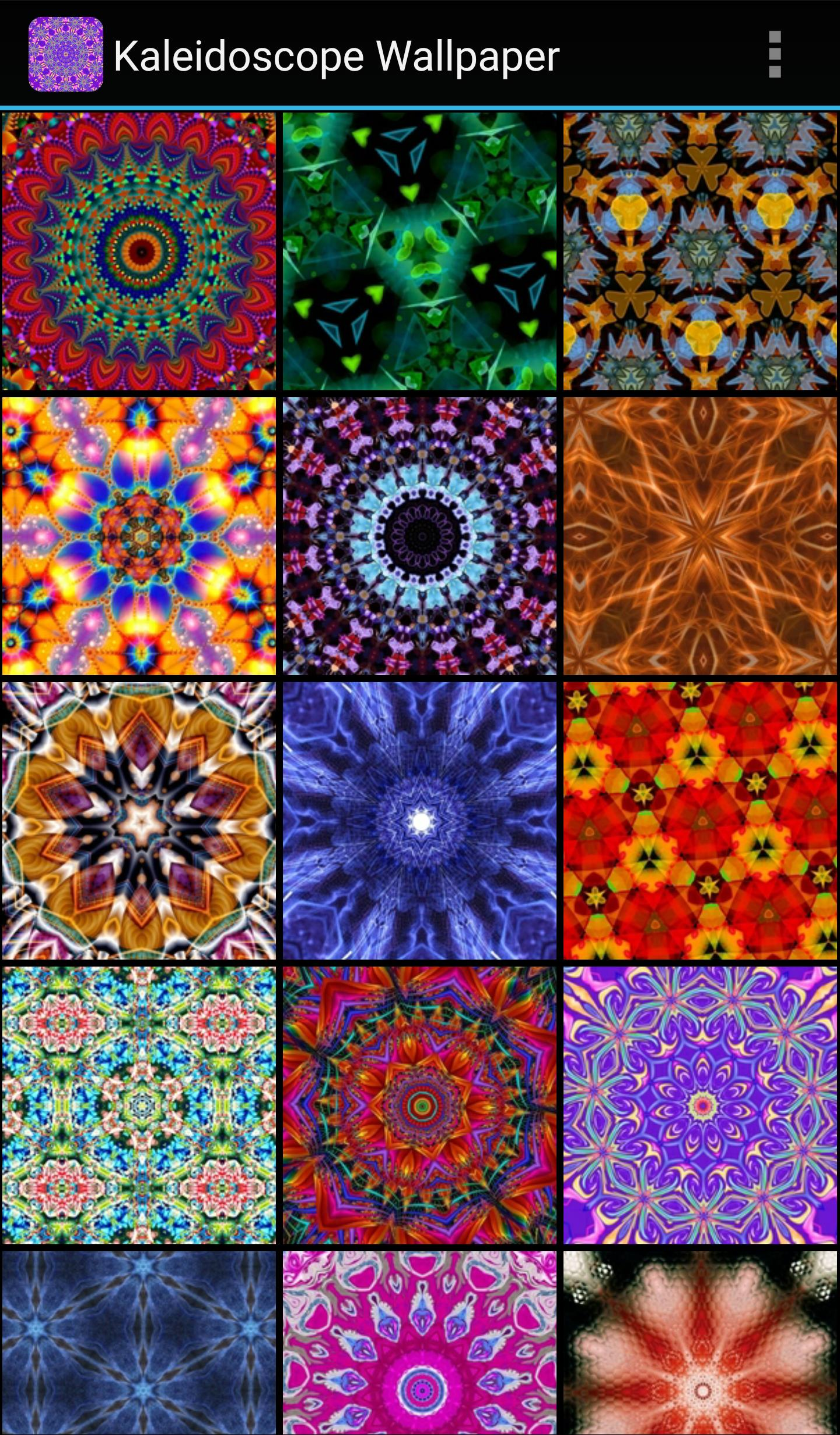 Kaleidoscope Wallpaper For Android Apk Download