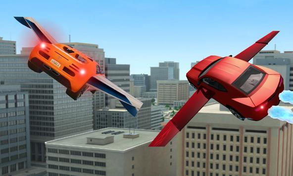 Flying Car Sky apk screenshot