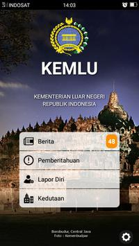 KEMLU apk screenshot