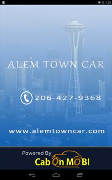 Alem Town Car Service screenshot 11