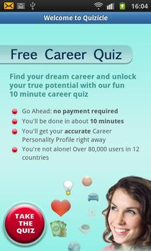 Quizicle Career Quiz for Android - APK Download