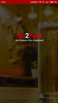 Go2Fest poster