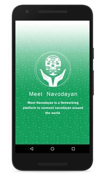 Meet Navodayan poster