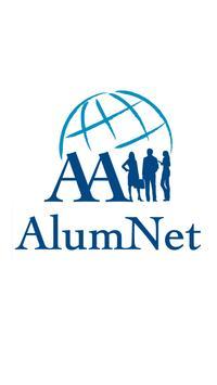 AlumNet poster