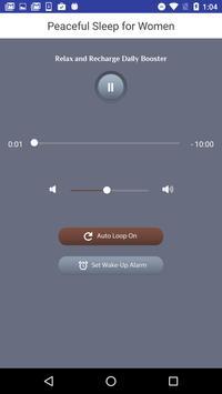Peaceful Sleep Hypnosis screenshot 3