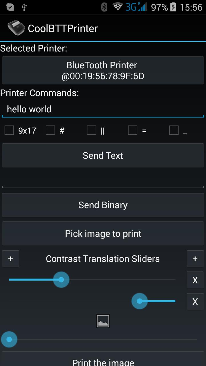 Cool Bluetooth Thermal Printer for Android - APK Download