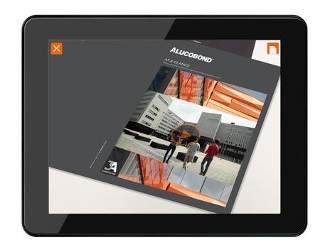 ALUCOBOND Augmented Reality apk screenshot