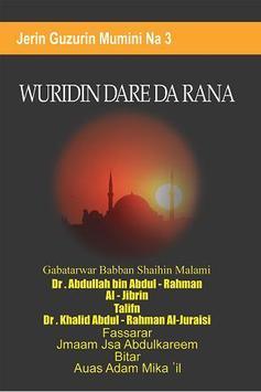 WURIDIN DARE DA RANA poster
