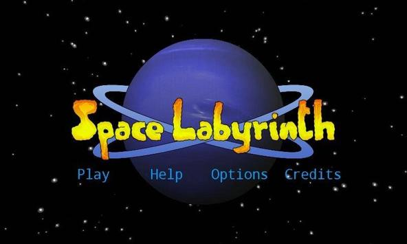 Space Labyrinth (demo) poster