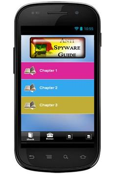 Anti Spyware Guide apk screenshot