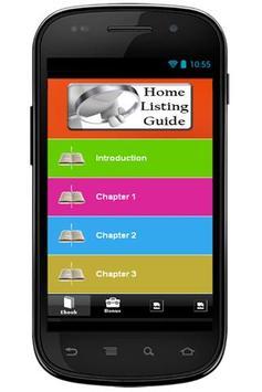 Home Listing Guide screenshot 1