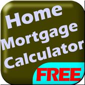 Home Mortgage Calculator icon