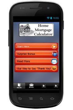 Home Mortgage Calculator poster