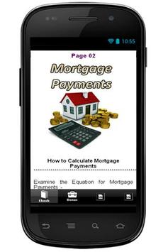 Home Mortgage Calculator apk screenshot