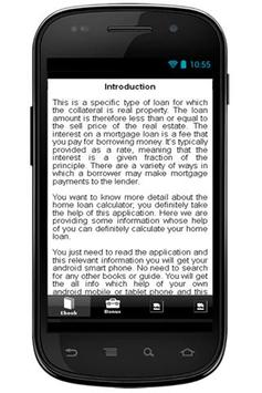 Home Mortgage Calculator screenshot 4