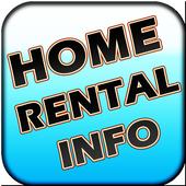Home Rentals Info icon